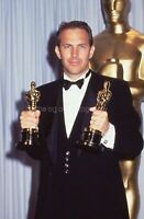 KEVIN COSTNER 35mm FOUND SLIDE Transparency HOLLYWOOD ACTOR Photo 010 T 14 I