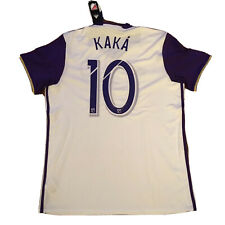 2017/18 Orlando City SC Away Jersey #10 KAKA Large Soccer MLS The Lions NEW