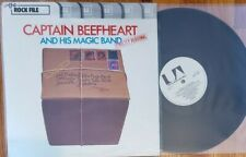 CAPTAIN BEEFHEART AND HIS MAGIC BAND STRICTLY PERSONAL LP LBR 1006
