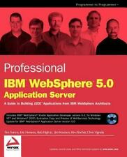 Professional IBM WebSphere 5.0 Application Server (Programmer to-ExLibrary