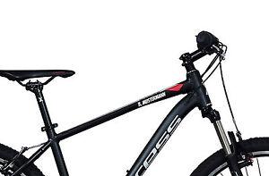 Wunschname Fahrradaufkleber + Wunschschriftart Folie Aufkleber Bike Rad Liegerad
