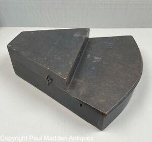 Antique 19th C. Octant Box