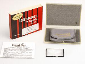 Intenscreen Plus by beattie ??? Einstellscheibe für die Mamiya 645 Super (D)