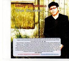 (EY780) Henry Priestman, True Believer - 2014 DJ CD
