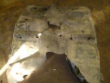 X1257 2011 DODGE RAM 09 AND UP 1500 2500 3500 RUBBER FLOOR MAT LINER CARPET