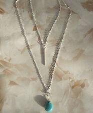 Stone Costume Necklaces & Pendants 66 - 70 Length (cm)