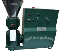 Pellet Mill PELLETIERE PELLET HOLZPELLET TIER FUTTER PELLETPRESSE PP120C 3KW