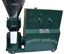 Pellet Mill Pelletiere pellet holzpellet alimentos para animales pelletpresse pp120c 3kw