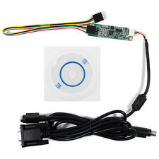 5 Wire Resistive LCD Touch Screen Controller RS232 Serial Port