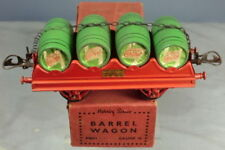 Vintage Wooden O Gauge Model Railway Wagons