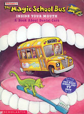 Magic School Bus coloring book RARE UNUSED