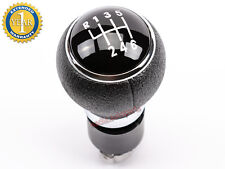 VW EOS GOLF 5 V VI JETTA SCIROCCO POMELLO DEL CAMBIO LEVA  6 MARCE PLASTICA 12mm