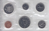1975 Canada Proof Like (PL) Set - Royal Canadian Mint Uncirculated Issue