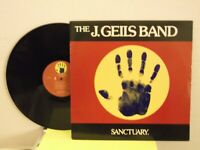 "The J.Geils Band,EMI America,""Sanctuary"",US,LP,stereo,original inner sleeve, M-"