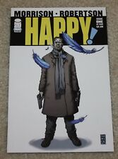 HAPPY 1 FIRST PRINT 1st APPEARANCE MORRISON 2012 IMAGE COMICS SYFY TV NM HOT!