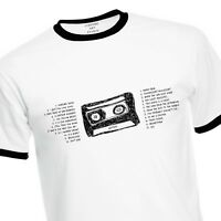 Mixtape T-Shirt of their 24 Greatest Hits: Mardy Bum, Fluorescent Adolescent