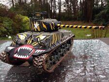 "Franklin Mint Sherman Tank M4A3 (E8) ""Easy Eight"" 1944"
