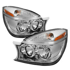 Buick 04-05 Rendezvous Chrome Housing Replacement Headlights Lamp CXL CX Ultra