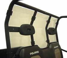 POLARIS RANGER REAR WINDOW CAB ENCLOSURE 700 500 XP HD FULL SIZE 2009 WINDSHIELD