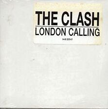 CD SINGLE The CLASH London Calling Promo CARD SLEEVE 1t NEW SEALED