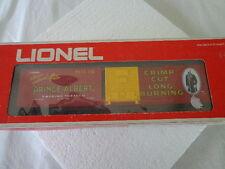 LIONEL O AND 027 GAUGE PRINCE ALBERT BOX CAR