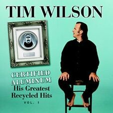Wilson, Tim : Certified Aluminum: His Greatest Recycled Hits 1 CD