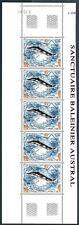TAAF - PA - 1996 - Santuario austrrale delle balene - Mezzo minifoglio (5 es.)