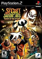 The Secret Saturdays: Beasts of The 5th Sun (PlayStation 2) PS2