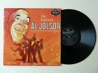 The Immortal Al Jolson With Orchestra and Chorus Brunswick LAT 8267 LP