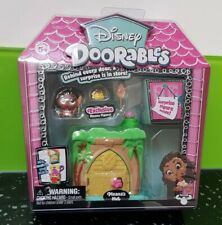 Disney Doorables Moana's Hut Playset New and Sealed