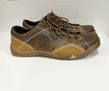 Dr. Martens brown distressed leather brown oxford shoes sz 13 mens 11957