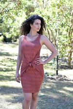 Country Road Geometric Wiggle Dress