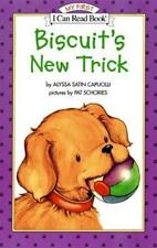 Biscuit's New Trick (My First I Can Read) by Alyssa Satin Capucilli, Good Book