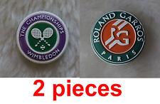 kiTki BABOLAT Wimbledon Roland Garros Loony Damp tennis vibration dampener x2