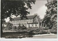 Ansichtskarte Bad Schmiedeberg - Eisenmoorbad - Dübener Heide - schwarz/weiß