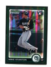 Giancarlo Mike Stanton 2010 Bowman Chrome #198 RC Marlins 40618