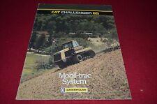 Caterpillar 65 Challenger Tractor Dealer Brochure DCPA8