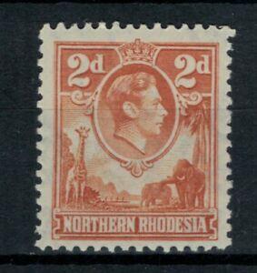 Northern Rhodesia, Scott 31 in MH Condition (CV ~ $45)