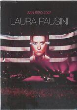 LAURA PAUSINI SAN SIRO 2007   DVD  SIGILLATO!!!