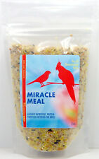 Morning Bird Miracle Meal - A Nutritious, Protein-Fortified Bird Softfood (5 oz)