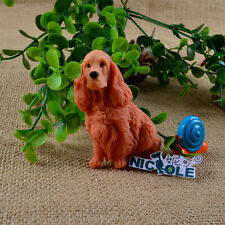 Nicole Cute Dog Resin,Clay Crafts Molds Chocolate Fondant Moulds Kids DIY Tools