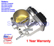 New CHAMBER ASSY ELECTRIC THROTTLE BODY for Subaru Crosstrek Forester Impreza XV