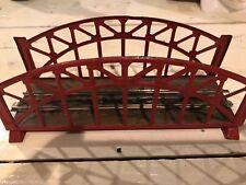 dd MARKLIN HO 467 Bridge vintage wide tab 1947/ Brücke breite Lasche Märklin 800