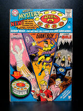 COMICS: DC: House of Mystery #156 (1966), 1st Dial H for Hero app - batman/flash