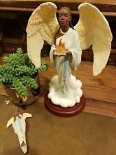 New ListingNew Ebony Visions 2006 Hope Figurine & Ornament Kit by Thomas Blackshear