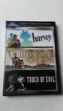 Harvey Spartacus Touch Of Evil Dvd