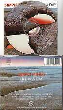 SIMPLE MINDS life in a day CD ALBUM picture disc VMCD 6