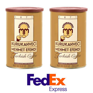 Turkish Coffee, Pure Authentic Mehmet Efendi Kurukahveci - 100gr / 250gr / 500gr