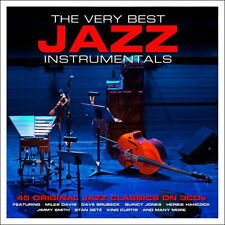 The Very Best Jazz Instrumentals - 45 Original Jazz Classics 3CD 2015 NEW/SEALED