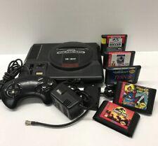 SEGA MK-1601-22 Genesis Game Console Bundle